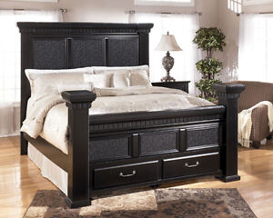 Beautiful Bedroom Suite Too Large for Condo Living