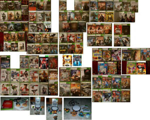 Collection of XBOX 360 games (Various Prices) '