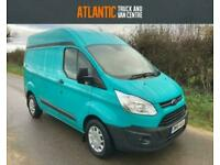 2016 Ford Transit Custom 310 TREND LR P/V PANEL VAN Diesel Manual