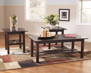 Coffee/Cocktail Table Sets $339