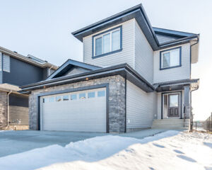 NEW HOME WITH BASEMENT SUITE  IN BEAUMONT!  Move in now!