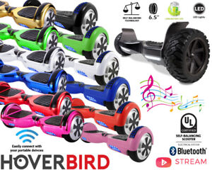 Self Balance Electric Scooter HOVERBIRD Hoverboard  For Sale!