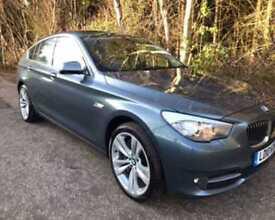 2010 10 BMW 5 SERIES 3.0 530D SE GRAN TURISMO 5D AUTO 242 BHP DIESEL