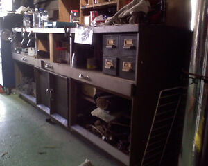 Work Bench,  7ft long.  Can deliver Oakville / Halton Region Toronto (GTA) image 1