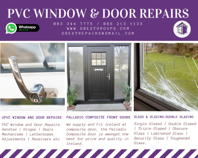 Leitrim Repairs uPVC Window and Door Repairs