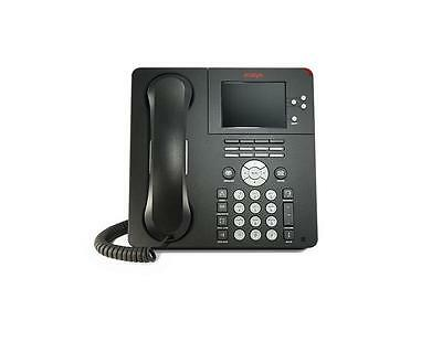 Fully Refurbished Avaya 700383938 9650 Ip Phone Charcoal Gray