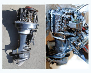 FOR SALE 2 MERCURY OUTBOARDS