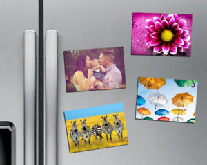 4 PACK RECTANGLE MAGNETS