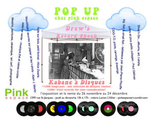 Record Shack/Kabane à disques