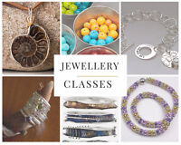 Jewellery Making Classes - Register Today