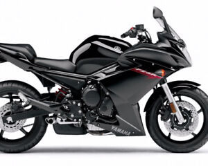 Yamaha FZ6R in mint condition - I can take credit card payment