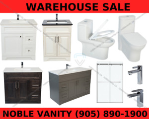 TOILETS, BIDETS ( Hot/Cold) BATHROOM Products WAREHOUSE DEALS
