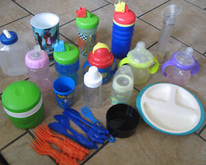 Various sippy cup lot - selling as lot only!