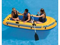 3 man inflatable boat