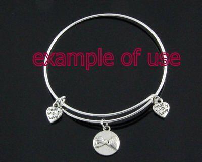Wholesale 100pcs Bulk Lots Tibetan Silver Mix Pendants Charms Y38