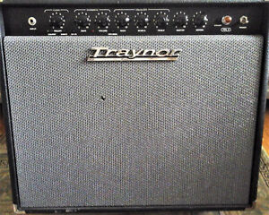 TRAYNOR YGL2 TUBE GUITAR AMPLIFIER
