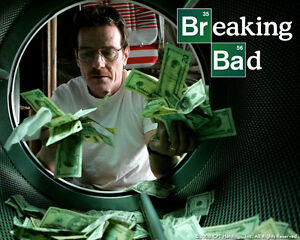 Breaking Bad seasons -DVD -Bluray