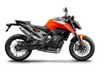 2018 KTM 790 Duke Ex Demo Bike - NATIONWIDE DELIVERY AVAILABLE