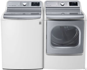 SIDE BY SIDE WASHER/DRYER SET for only $299 each unit