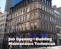 Cleaning & Maintenance Technician