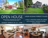 OPEN HOUSE: Gorgeous Family Home in Beautiful Ocean Park!