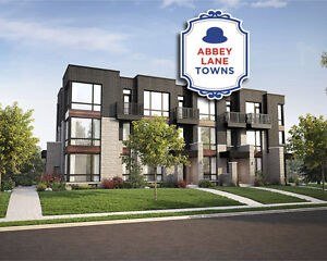Abbey Lane - Double Garage Townhouses - Pre-construction Markham