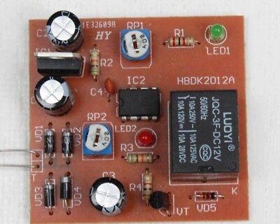 Ne555 Timer Switch Module Diy Kit Dc 5v Electronic Experiment Kit