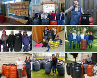 Is Your Non-Profit Looking to Fundraise? Try Rain Barrels!