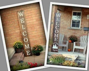 Wooden Signs & Home Decor
