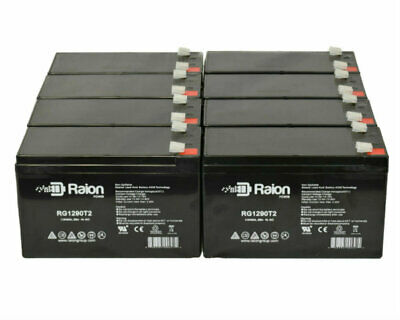 Raion Power 12V 9Ah SLA Best SLA1290 Battery - 8 (Best Rechargeable Battery Pack)
