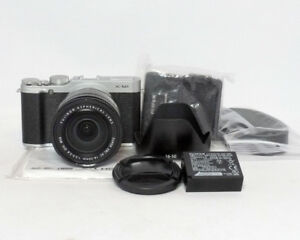 Fujifilm Fuji X-M1 Fujinon 16-50mm 1:3.5-5.6 16.3MP $275.00