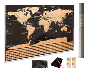 World map kijiji in edmonton buy sell save with canadas scratch off the world map premium quality lg 825x594cm gumiabroncs Images