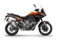 KTM 1090 Adventure Ex Demo Bike - NATIONWIDE DELIVERY AVAILABLE