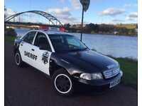1996 N AUDI A4 2.6 SE 4D 148 BHP