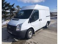 2012 61 FORD TRANSIT T280 100 BHP 6 SPEED SWB M/ROOF DIESEL