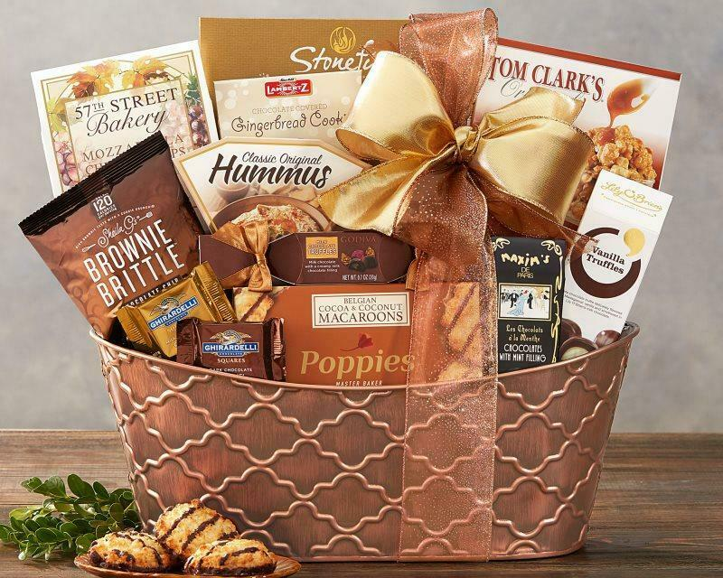 Gift Baskets - The Gourmet Choice