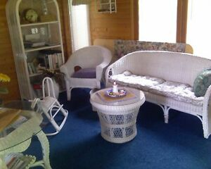 Wicker Furniture - Large assortment