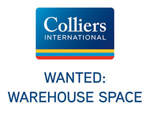 WANTED ASAP   3,000-4,000 SF Warehouse in Sydney