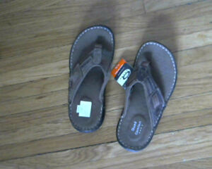Mens Denver Hayes Quad Comfort Sandals[new] size 10