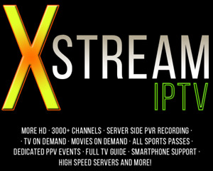 IPTV Service with a FREE HD Android TV Box! - XSTREAM IPTV