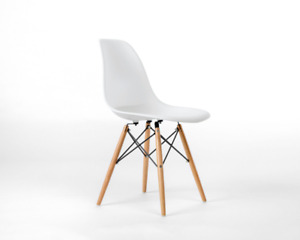FS: eames/eiffel dining side chairs * commerical grade *