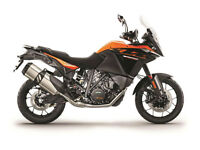 Brand New KTM 1090 Adventure Was £11,599 Now £9999 Finance Available