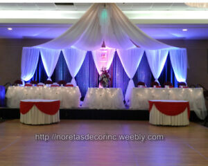 Beautiful events, weddings, debut planing & decoration Service