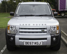 Land Rover Discovery 3 2.7TD V6 auto 2007MY SE