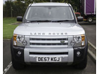 Land Rover Discovery 3 2.7TD V6 auto 2007MY SE