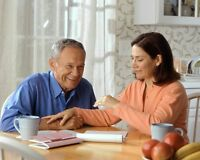 Senior residence looking for caregivers