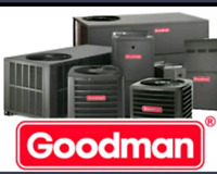 Furnace, Water heater & AC service and Installs