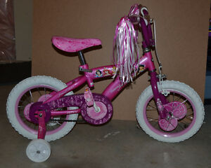 "Disney Princess 14"" Girl Bike (Never Used)"