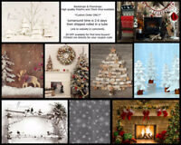 Holiday Backdrops, Props and Floordrops