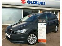 2018 Volkswagen Touran 1.6 TDI 115 SE Family 5dr DSG - PAN ROOF Auto Estate Dies
